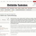 Kommentar zum offenen Brief der Heimatgruppe Gelmer