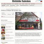 Heimatgruppe Gelmer übergibt offenen Brief an Oberbürgermeister Lewe